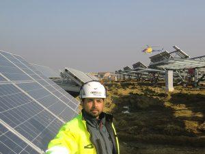 Bild Arslan Engineering Inhaber Foto Photovoltaik Anlagen